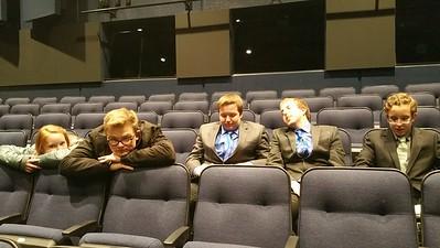 speech team