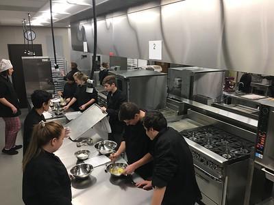 Culinary Arts Class