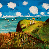 Ode to Claude Monet by Sarah Gudas '17