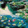 Ode to Claude Monet by Siggy Fitzgerald '19