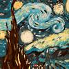 Ode to Vincent Van Gogh by Meghan Gillis '19