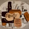Ode to Georges Braque by Daniel Cabassa '17