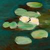 Ode to Claude Monet by Mckinley Derry '17