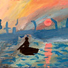 Ode to Claude Monet by Griffin Doherty '19