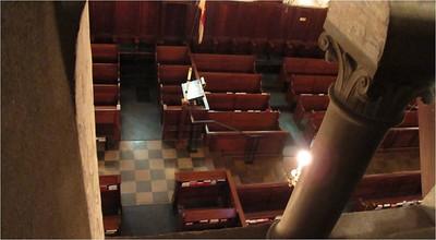 Chapel View from Choir Organ