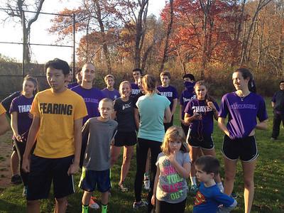 Fun Run Novemeber 12, 2014