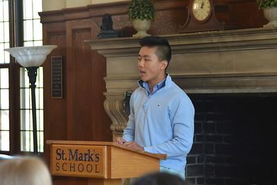 Shen Prize speeches
