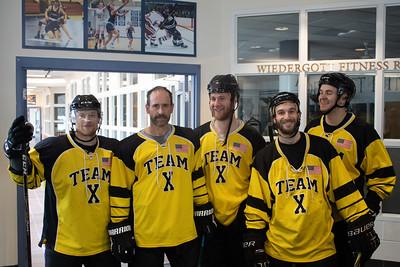 Boys' Hockey 3v3 Play for Haiti Fundraiser