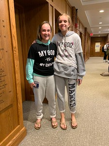 Tuesday Day Twin Day!
