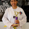 Evangeline Quilantang<br /> The Student of The Month<br /> United States Taekwondo Academy- Allen City<br /> MAR. 2013