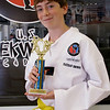 July 2011The Student of the MONTH<br /> Nathan Brown<br /> U.S. TKD Academy/ ALLEN
