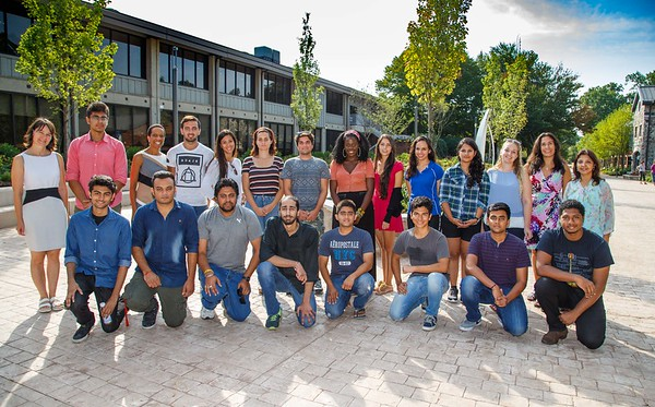 International Education Center Orientation - Aug. 2016