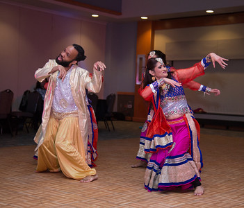 Live at Lunch - Sonalee's Bollywood Dance - Feb. 2018