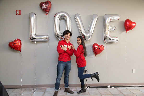 Valentine's Day Activities - Feb. 2018