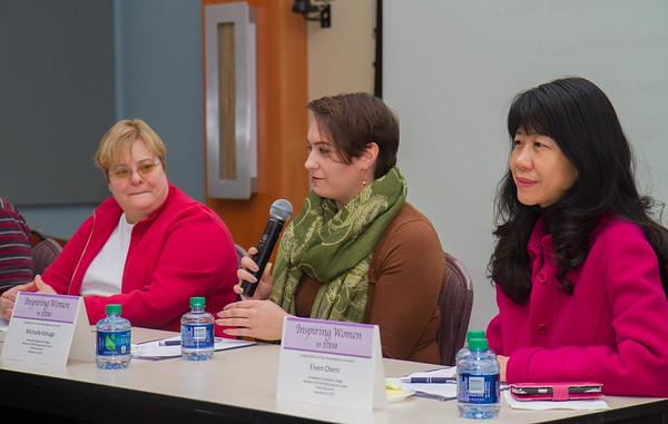 Women in STEM - Feb. 2017