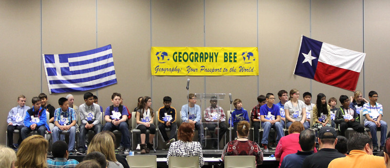 District Geography Challenge 2016