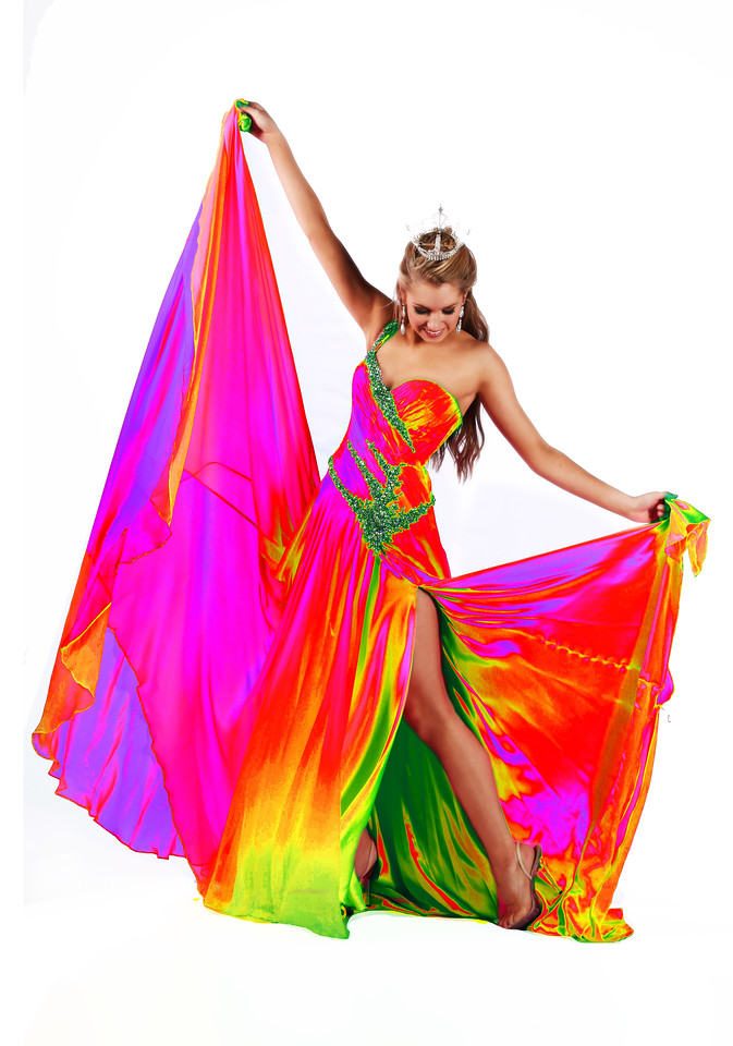Jerry Garcia designer gown.....
