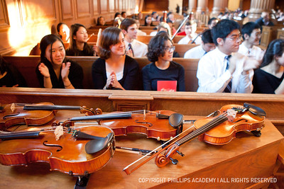 Orchestra of Renmin University High School of China Visits PA