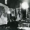 The Garver Room, OWHL, 1967.