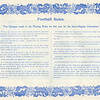 The Rules of Football. From the 1898 Andover-Exeter program.