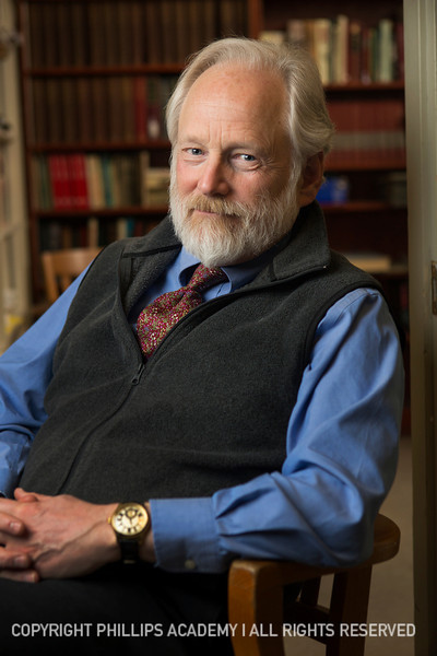 Vic Henningsen '69, Instructor in History & Social Science