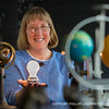 Kathy Pryde, Instructor in Physics