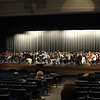 Mid-state Orchestra rehearsal