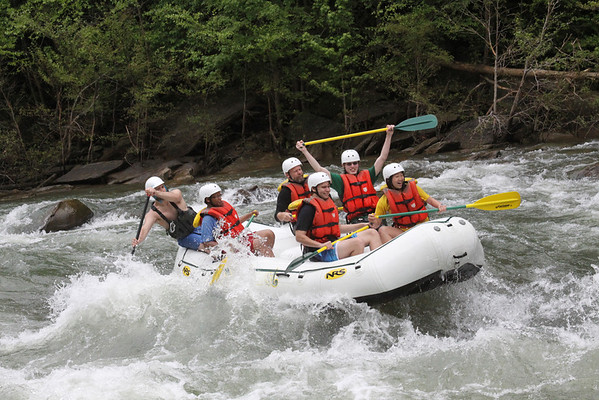 Whitewater Rafting 2013-05-11