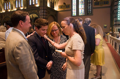 2012 Baccalaureate Mass