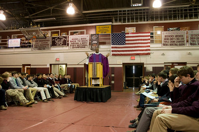 Opening Mass with Fr. Greg Chisholm, S.J.