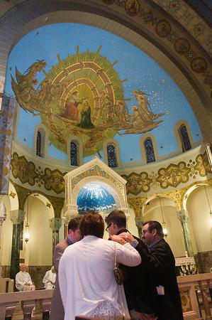2014 Baccalaureate Mass