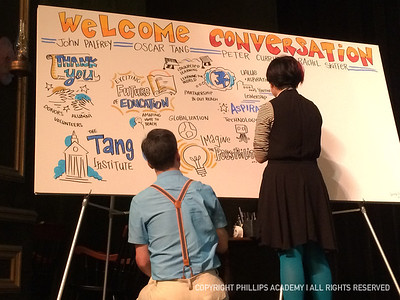 ImageThink Draws Tang Institute Launch