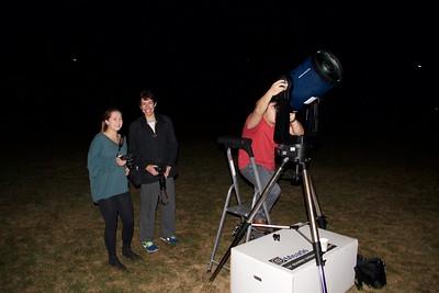Lunar Eclipse Party