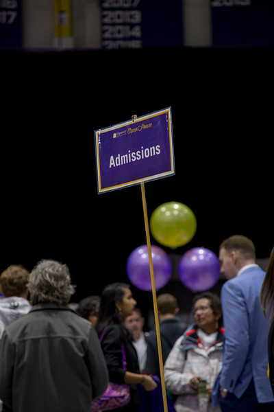 April 6, 2019 - Admitted Students Open House