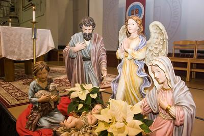 Advent/Christmas Mass 2013