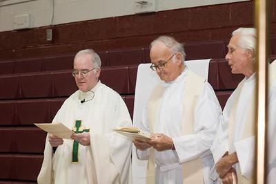 All Saints Mass, 2013