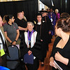 Ceremony & reception honoring the achievements of graduating Lesbian, Gay, Bisexual, Transgender, Queer and Ally students.  Bachelor's, Master's and Doctoral Candidates will be honored. Photo: Mark Schmidt
