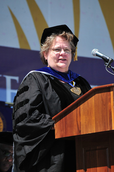 Images from The University at Albany's 170th Commencement on Sunday, May 18, 2014.  Photographer: Mark Schmidt