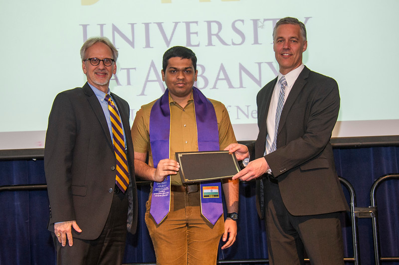 2016 International celebration for graduating and completing students and scholars in international education