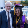 UAlbany's 2017 Torch Night Baccalaureate Ceremony. Photo: Paul Miller .  Photographer: Paul Miller