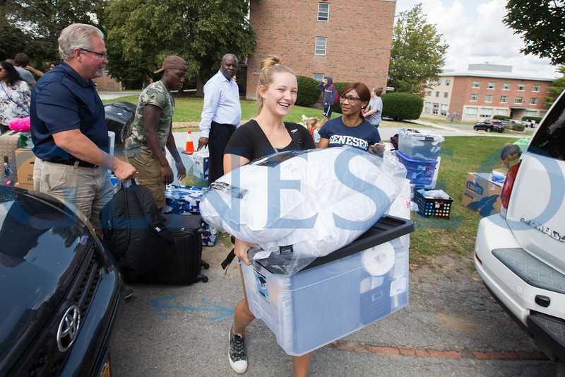 Fall 2017 Move-In Day KW