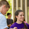 Images from UAlbany's 2014 Freshman Summer Orientation.  Photographer: Paul Miller