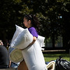 August 23, 2018 - Students move in to start another year at UAlbany