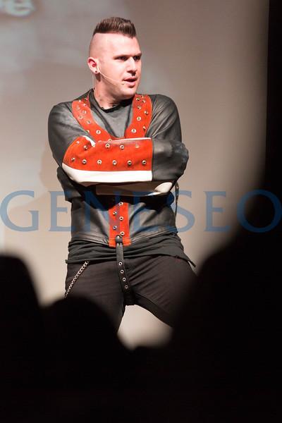 GLK:Hypnotist Eric Mina & Illusionist Joel Meyers, MCU Ballroom