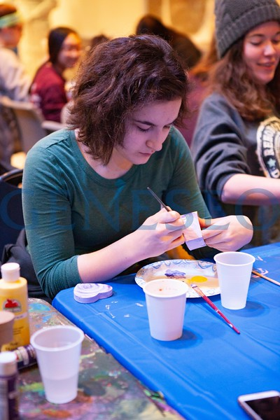 Peace, Love and Paint with IVCF and GLK, photos by udeshi senevirante