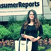 Marcy Robles, '16, Money Content Development Intern, Consumer Reports