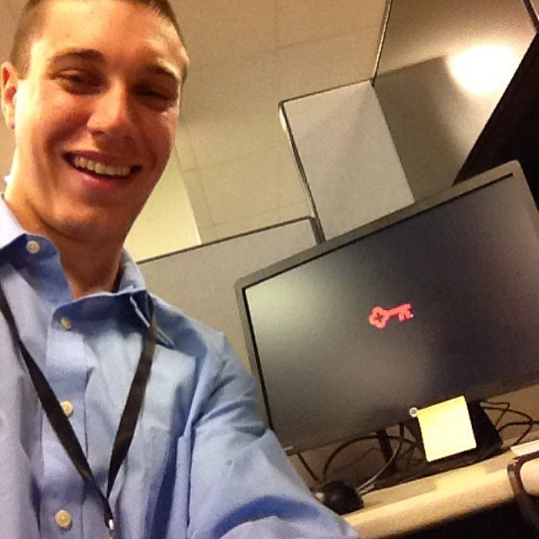 Matthew Royer, Class of 2016, Technology and Operations Intern, KeyBank.