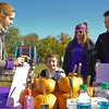 October 2012 - UAlbany students help craft fun for all at Fallbany, UAlbany's Fall Festival during Homecoming Weekend.<br /> Photographer: Paul Miller