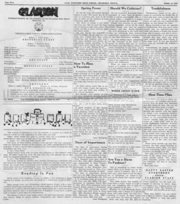(April 18, 1957) Page 2.