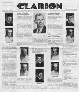 (May 22, 1957) Page 1.